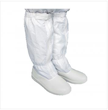 Cleanroom Boot---PVC Sole,antistatic boot,esd boot