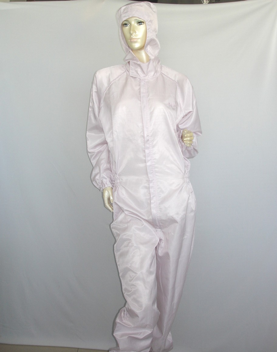 Cleanroom Overall,cleanroom coverall,esd cleanroom garment