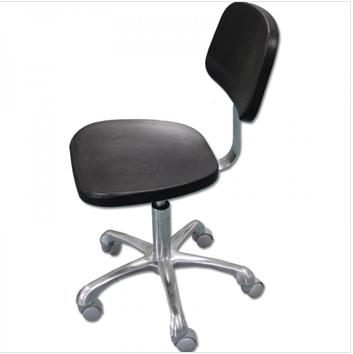 ESD Cleanroom Chair With Black Leather,Antistatic Chair,ESd Chair